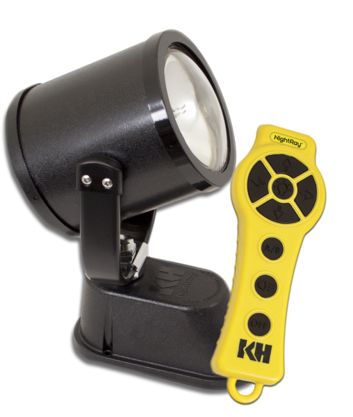KH Industries NightRay™ 2 Spotlight System