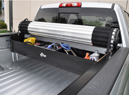 BAK REVOLVER X2 Rolling Truck Bed Covers