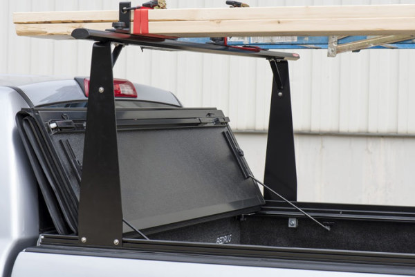 BAK BAKFlip CS/F1 Rack Integrated Truck Bed Cover
