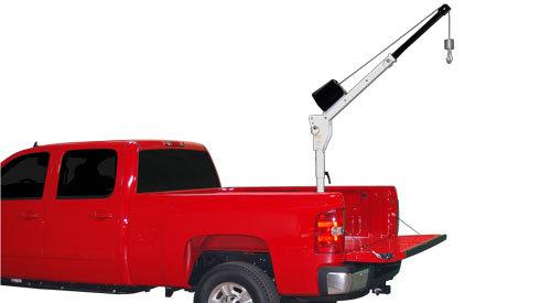 Western Mule Telescoping Boom Crane, P-Series
