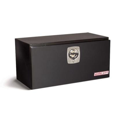 WEATHER GUARD® Underbed Boxes Steel or Aluminum
