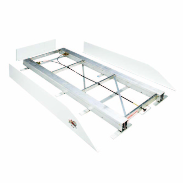 Weather Guard Bed Rat Sliding Platform