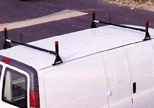 WEATHER GUARD® Roof Racks for Vans