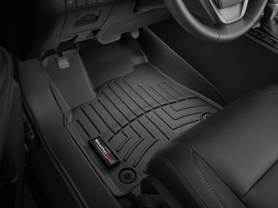 WeatherTech floor liner, Black