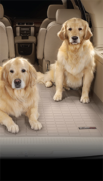 WeatherTech Golden Retrievers