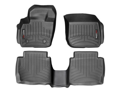 WeatherTech Floor Mats, front and rear