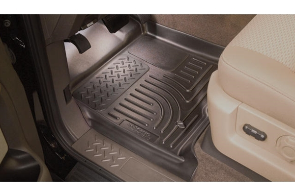 Husky Floor Liners Weatherbeater Custom Car Mats
