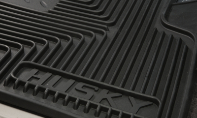 Image of Husky black floor liner