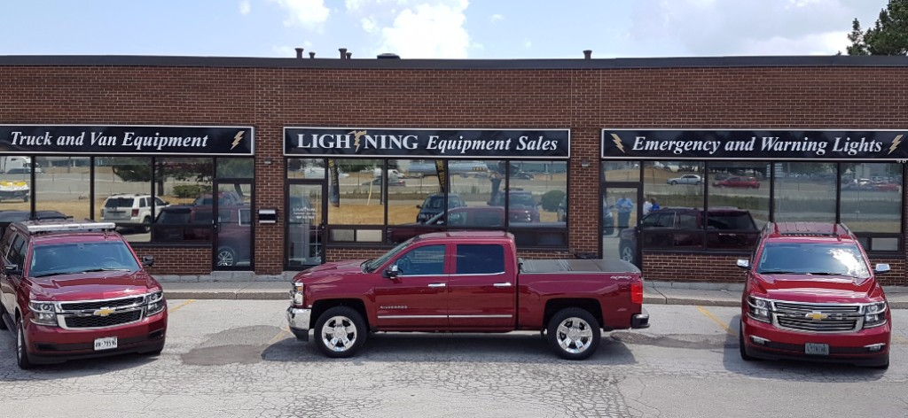 Lightning Equipment Sales Office