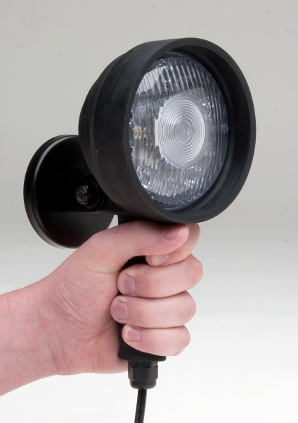 Handheld • Portable Lighting Solutions:  Hand-held Spot/Floodlight