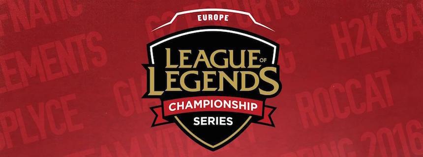【S6 世界賽】各大賽區出線隊伍介紹-EU LCS 賽區