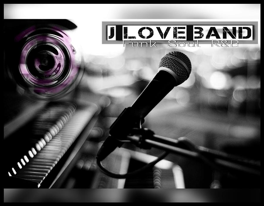 J Love Band Concert Poster