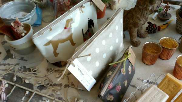 "hand-made ""Bea Bags"""