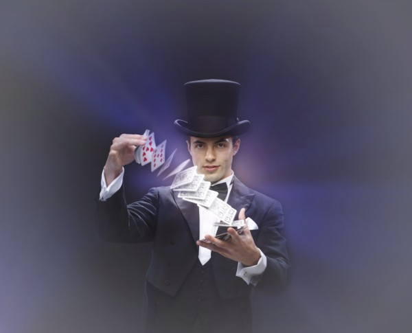 Click and Play Magician Games Online