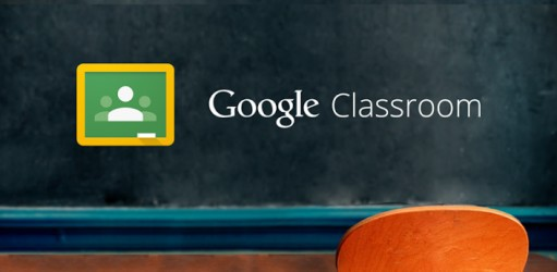 Look at Google Classroom