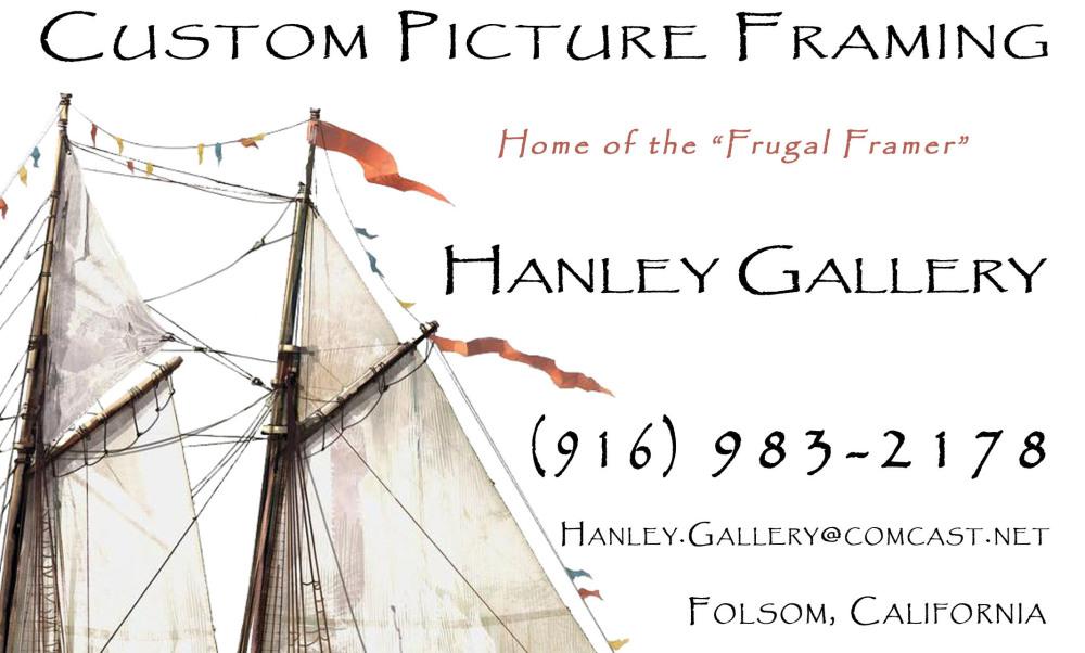 Hanley Gallery Custom Picture Framing