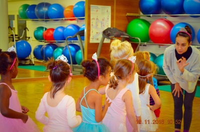 Classical Ballet Class with Giulia Consoli