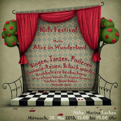 KIDS FESTIVAL 2018 Alice in Wonderland