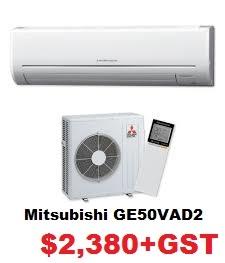 Mitsubishi GE50