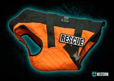 K9 Storm Search and Rescue Vest