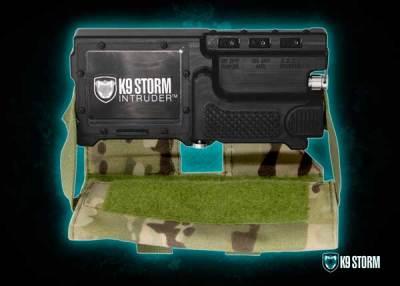 K9 Storm Intruder Receiver. Hand held component