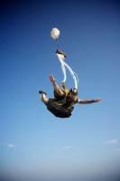 K9 Storm Jump Pak chute opening