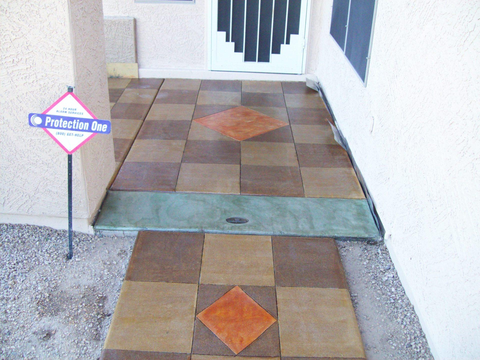 Decorative Concrete!