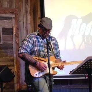 Jammng at Caney Creek Cowboy Church