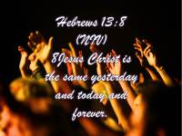 Hebrews 13