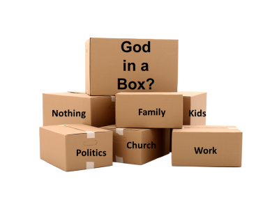 God in a Box?