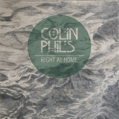 Right at Home (Album Cover)
