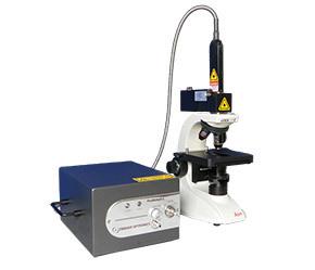 Flexible Raman Microscope