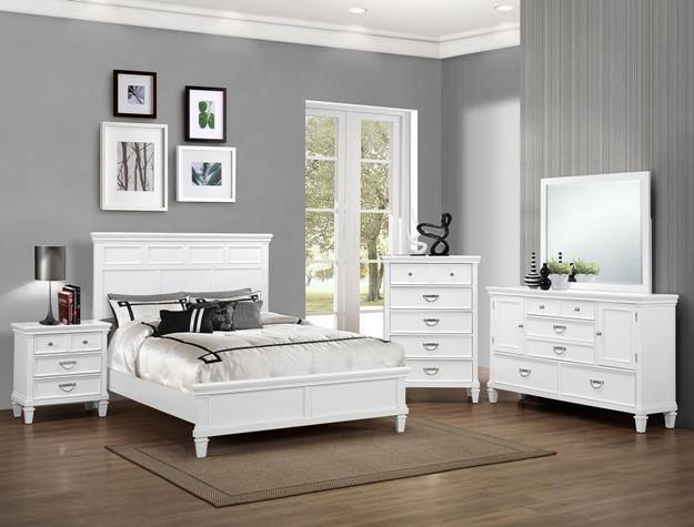 Hannah Bedroom Set