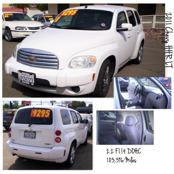 2011 Chevrolet HHR LT - $9,295