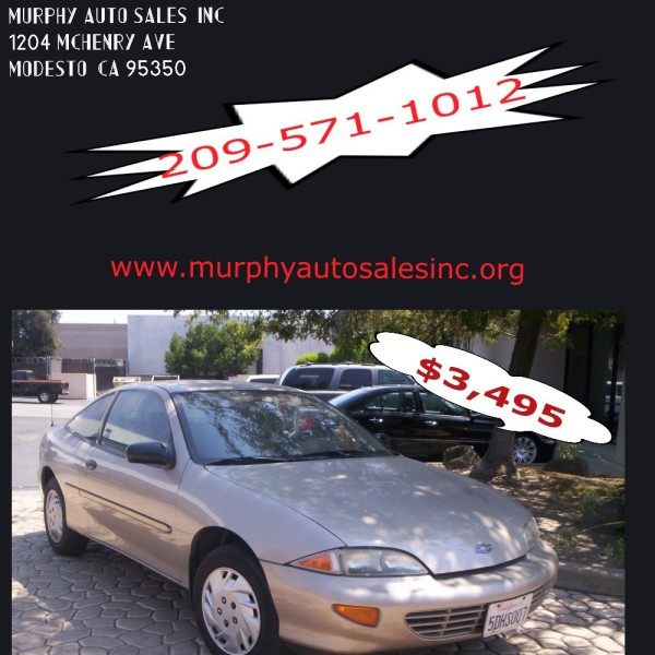 1997 Chevrolet Cavalier - $3,495