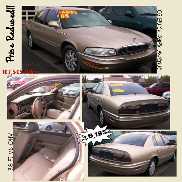 2005 Buick Park Avenue - $6,195 ReDuCeD!!