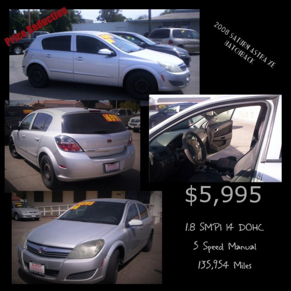 2008 Saturn Astra XE - $5,995 ReDuCeD!!