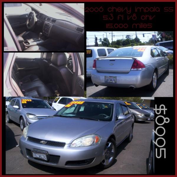 2006 Chevrolet Impala SS - $8,995