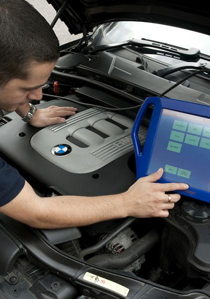 BMW Diagnostic Machine