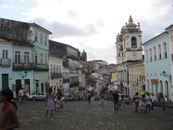 Pelourinho, Brazil