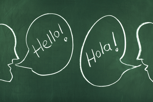 Hello! ¡Hola! English español