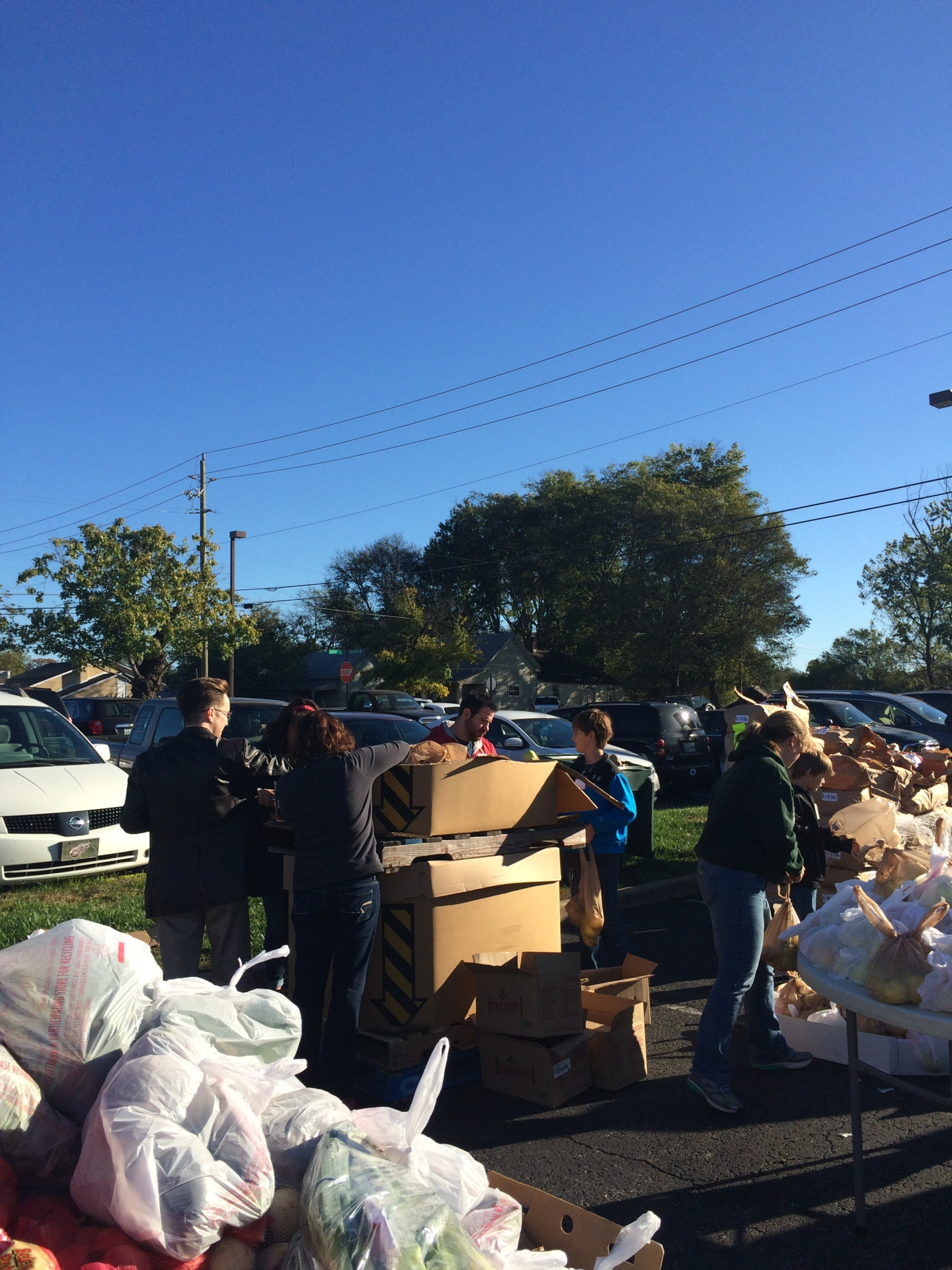 Greenhouse Ministries Mobile Food Bank