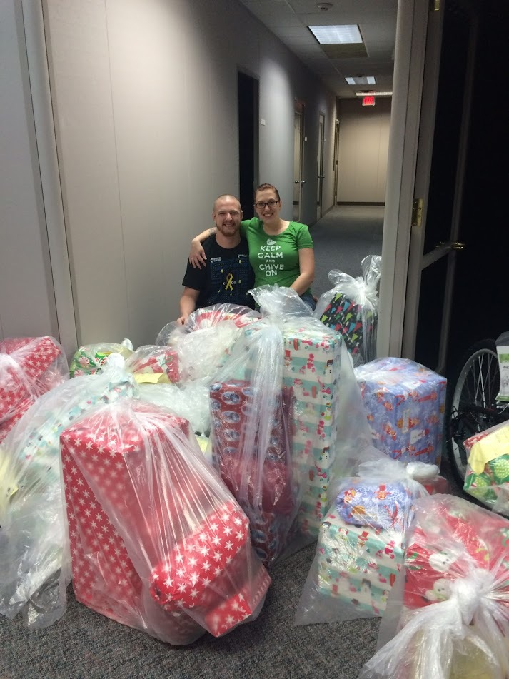 Youth Villages, Holiday Heroes
