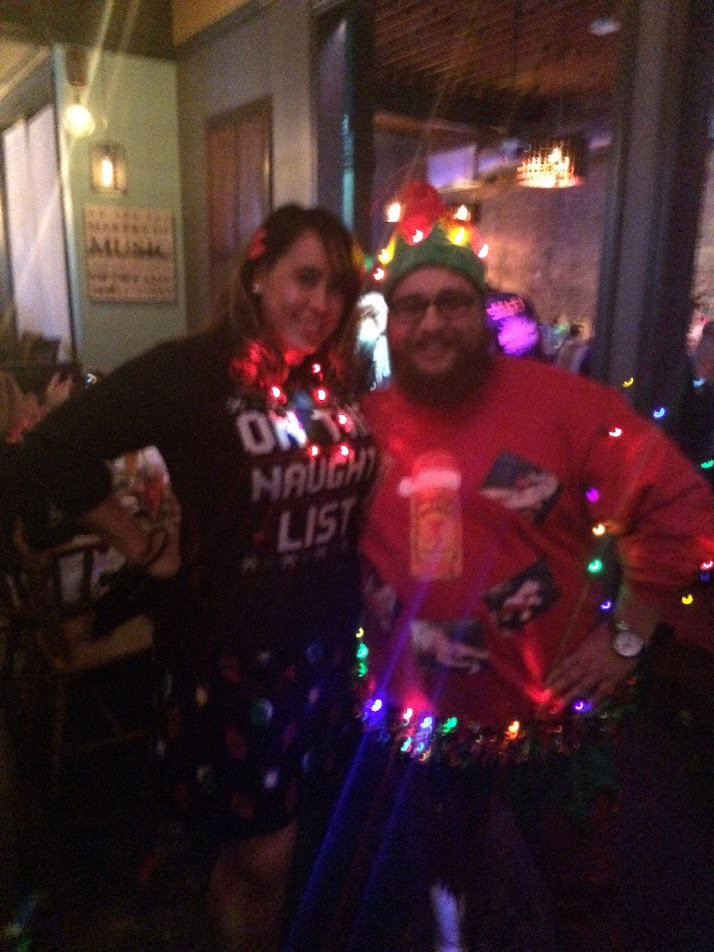 Ugly Sweater Christmas Party at Big Bang Murfreesboro