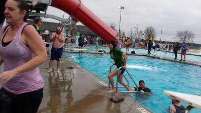14th Annual Rutherford County Polar Bear Plunge