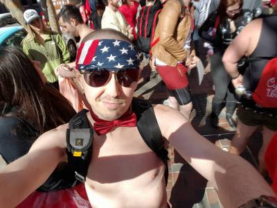 2016 Cupid's Undie Run
