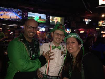 St Patrick's Day & Birthday Shenanigans