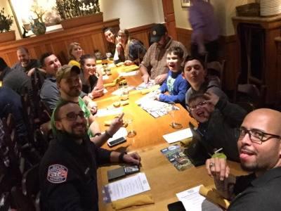 Veteran's Day Dinner & Shenanigans