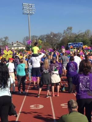 Rutherford County Alzheimer's Walk '16