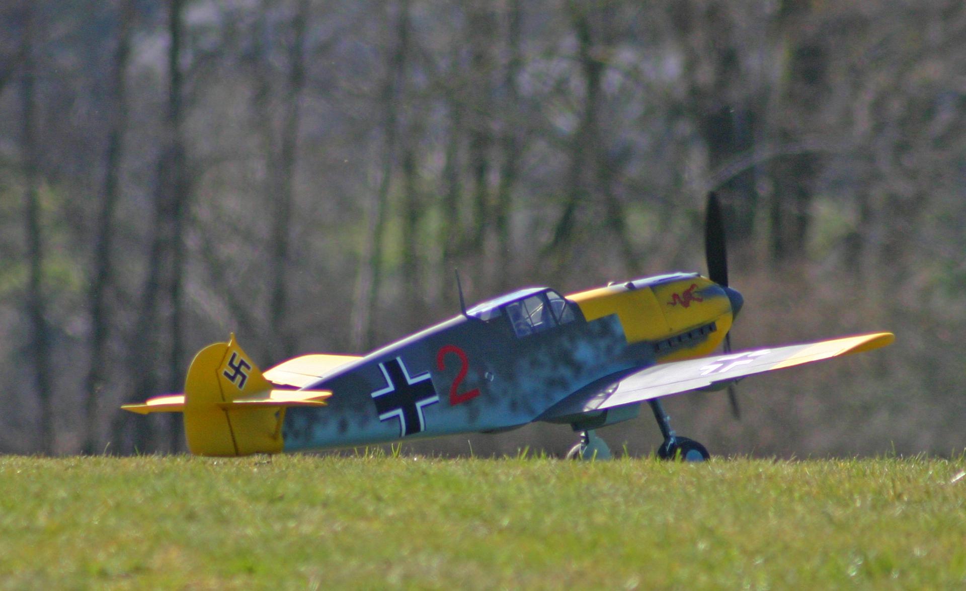 Bob Benjamin's Bf-109